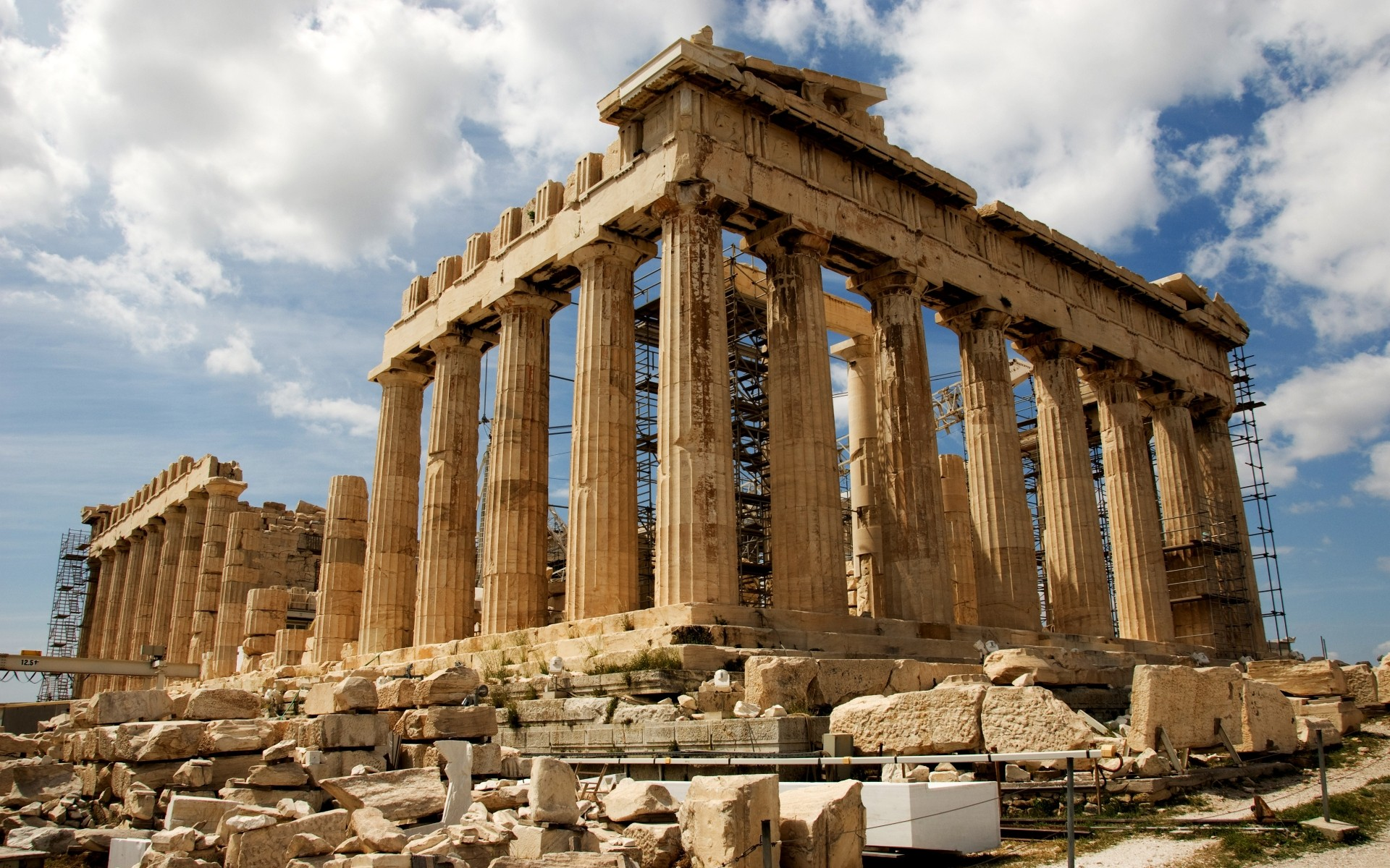 a history and description of parthenon a masterpiece of greek architecture