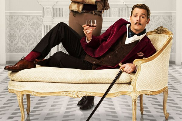 Mortdecai 2015 Movie