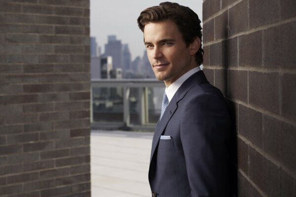 Handsome Matt Bomer