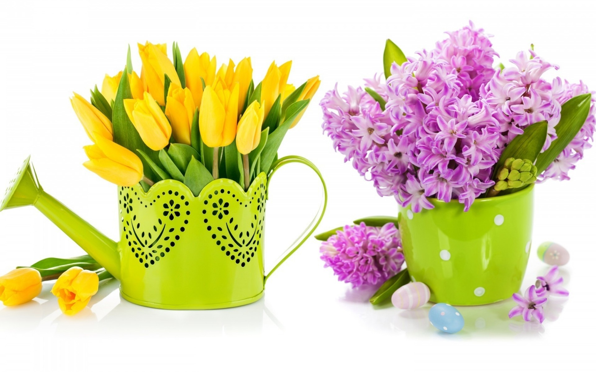 flowers easter flower bouquet floral leaf flora nature vase tulip cluster gift bright isolated birthday color blooming decoration pot lilac purple lilac tulips yellow tulips spring