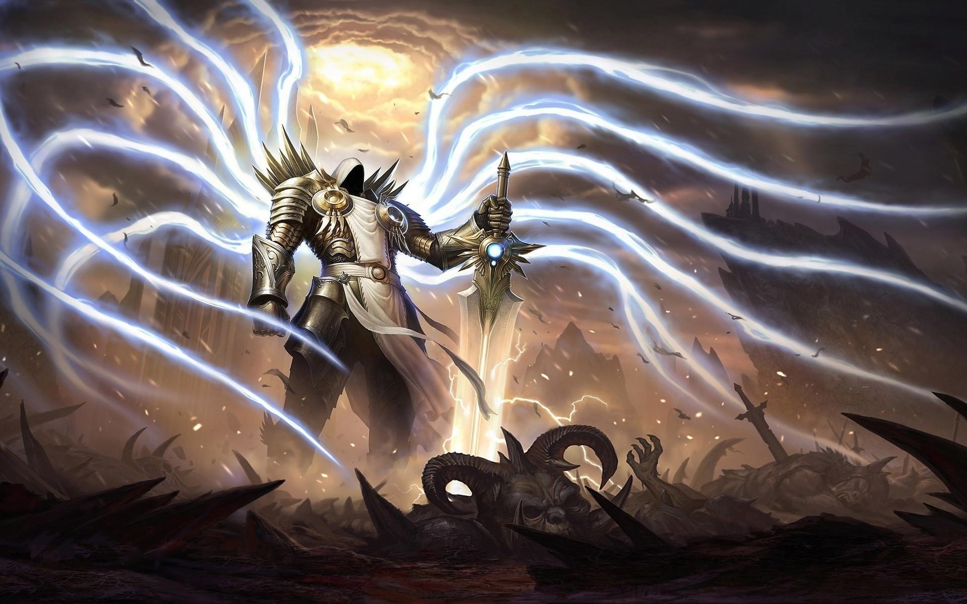 Diablo 3 Reaper Of Souls Game Free Wallpapers