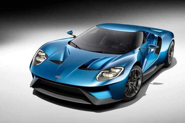 Ford GT Studio