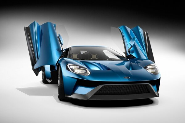 Ford GT Studio 2016