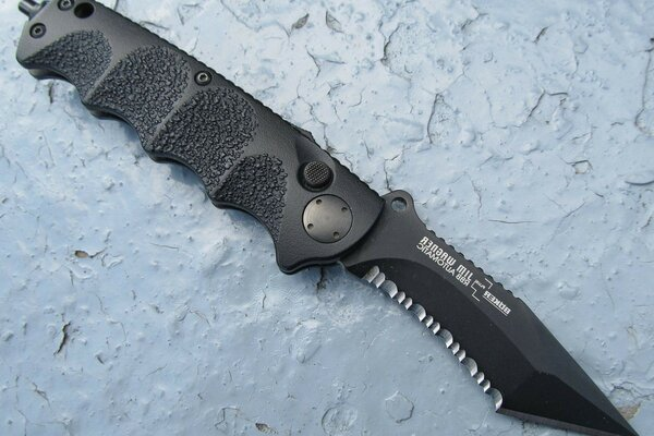 Weapons knife