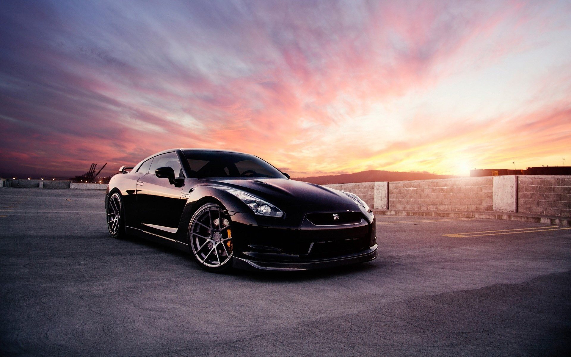 Nissan Gt R Phone Wallpapers