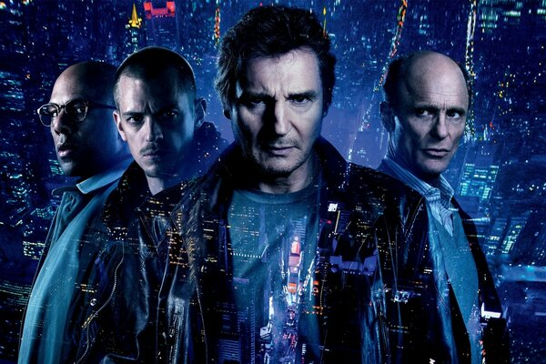 Run All Night 2015 Movie