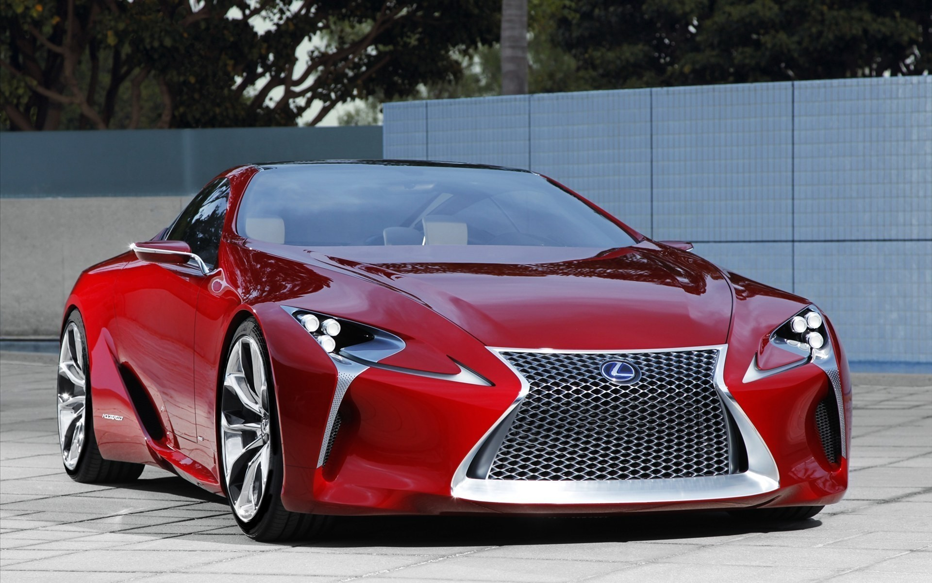 lexus car vehicle drive transportation system fast wheel race automotive hurry power prestige coupe show hood lexus concept lexus lf lc