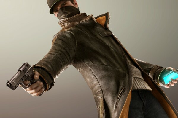 Watch Dogs Aiden Pierce