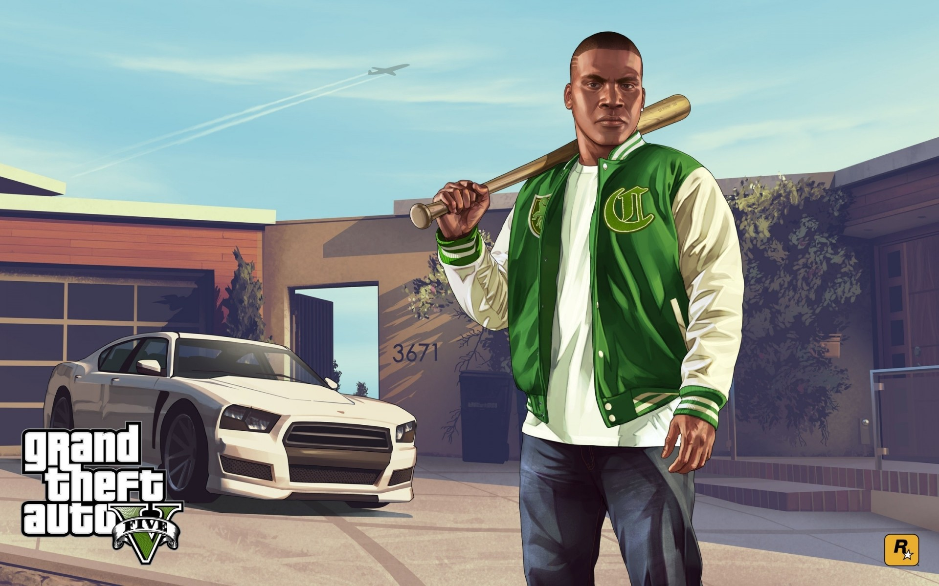 Grand Theft Auto V - Android wallpapers