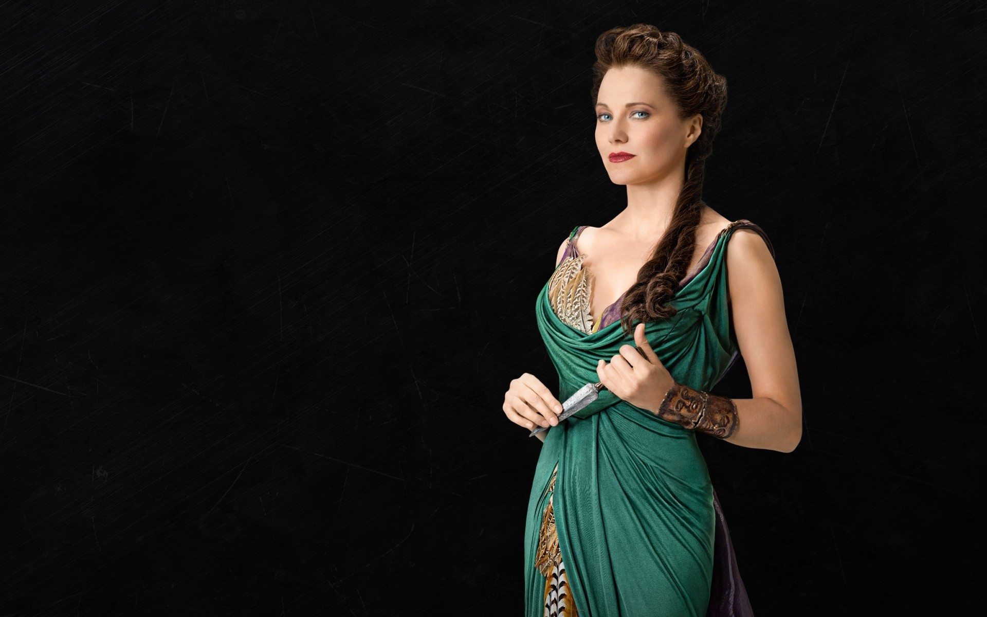 Stranger In The House Lucretia Spartacus Blood And Sand Android Wallpapers For
