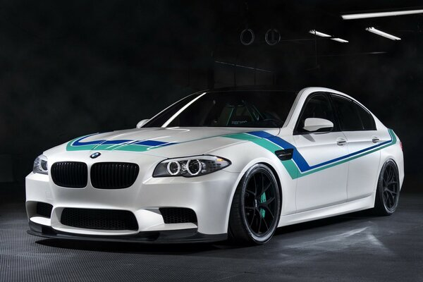 BMW F10 M Performance