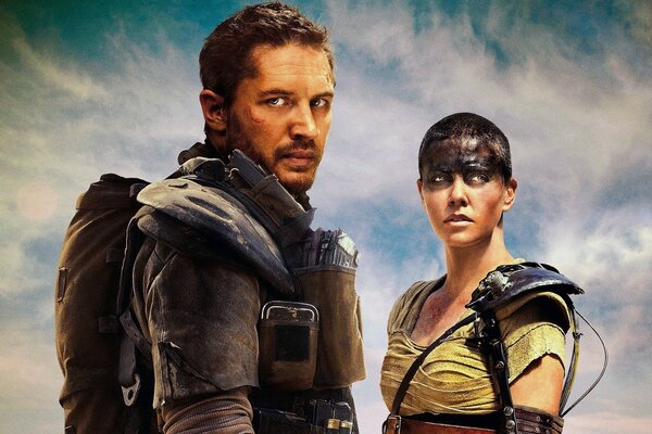 Mad Max 2015 Movie