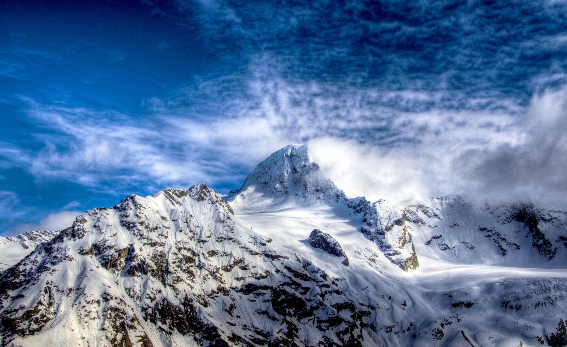 горы снег высота скачать