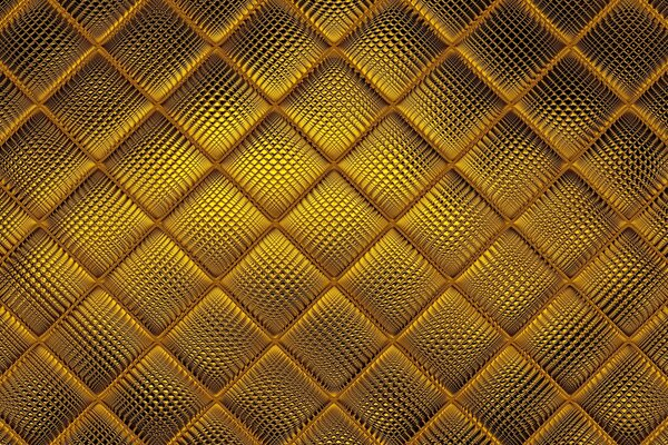 Gold Abstract Texture