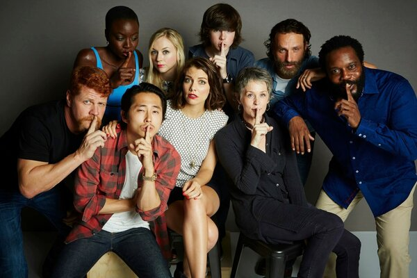 The Walking Dead Actors