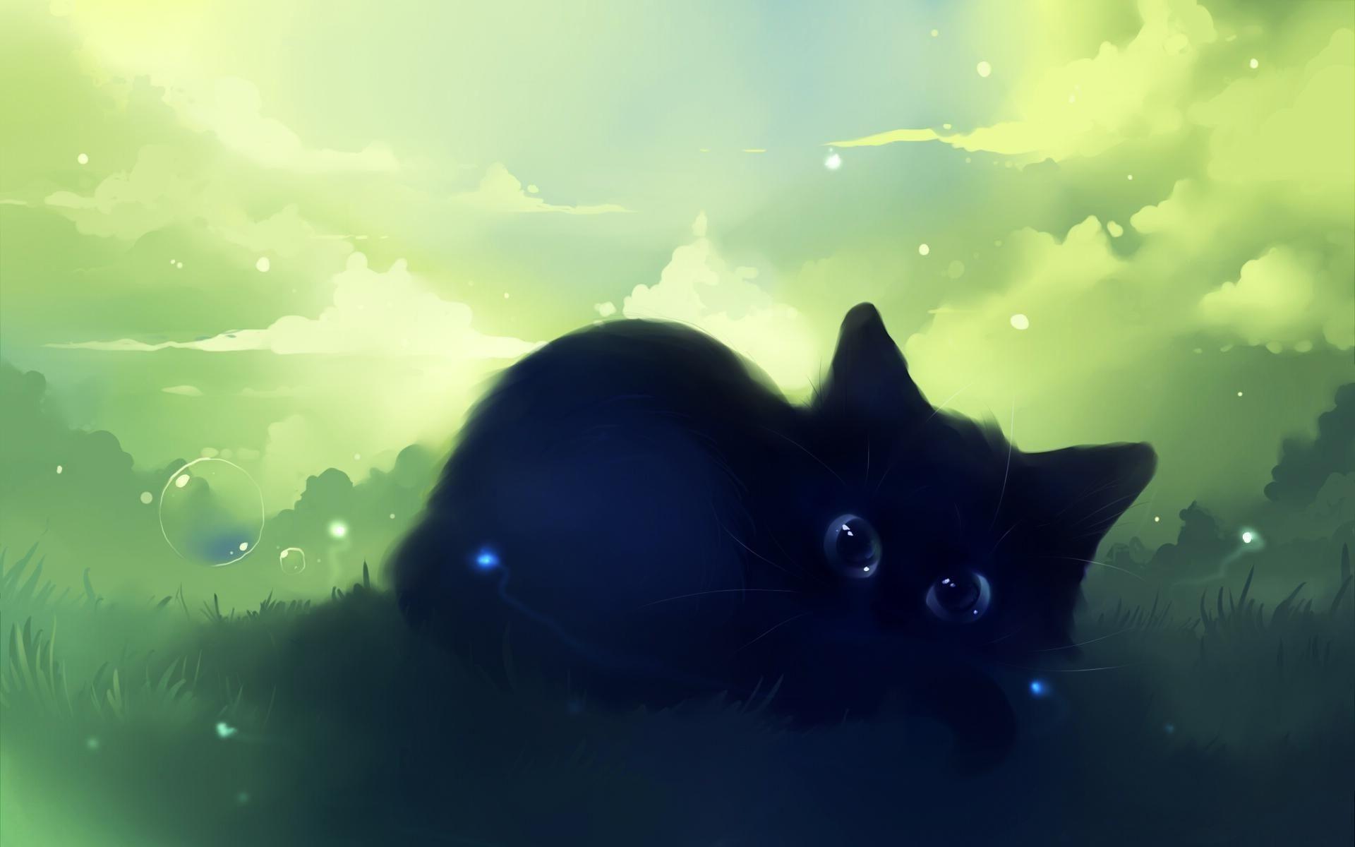 Download Wallpapers Download 2790x2547 Animals Grass: Sleeping Grass Apofiss Eyes Cat. Desktop Wallpapers For Free