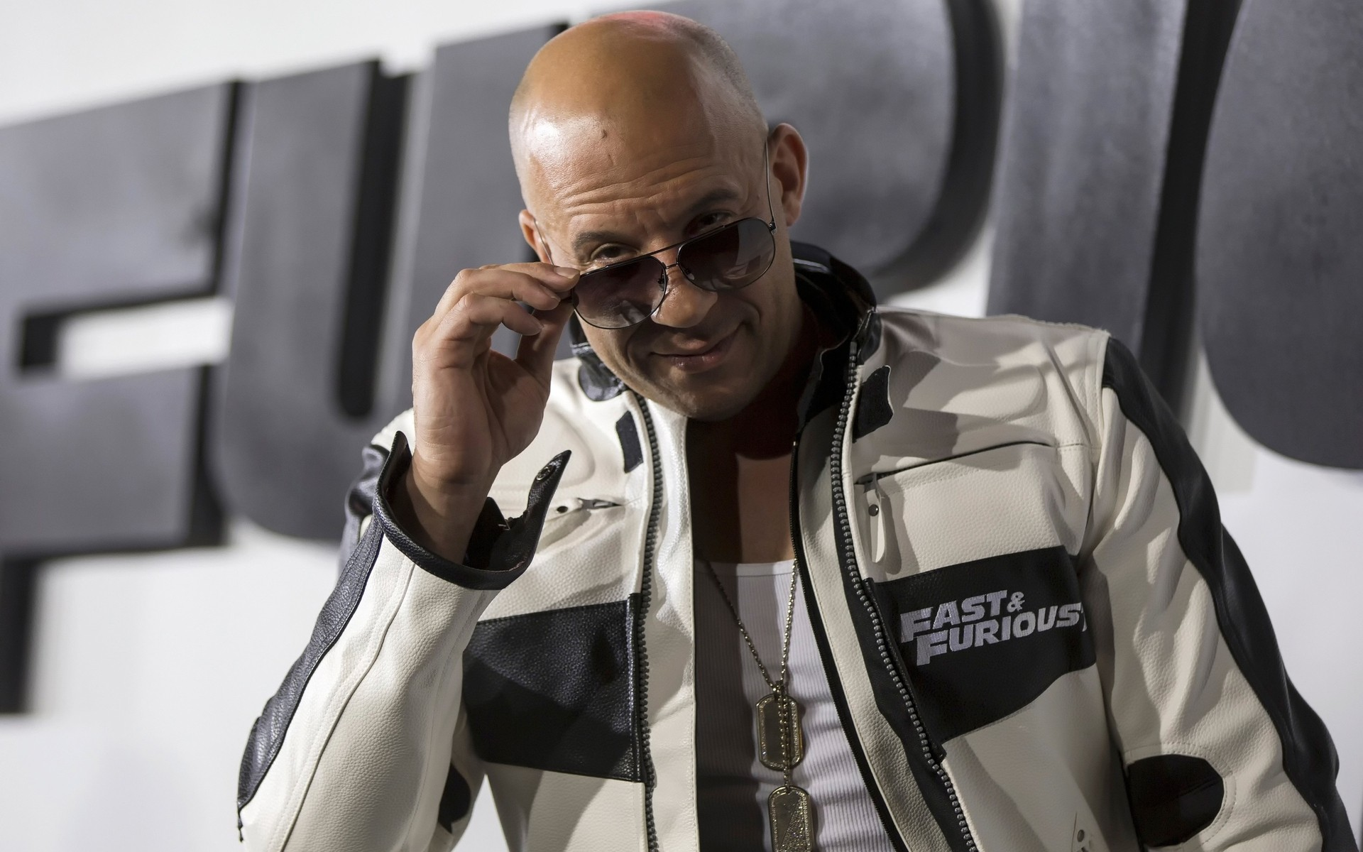 Vin Diesel Glasses Android Wallpapers