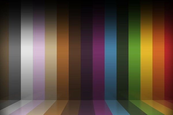 Stripe Wallpaper color