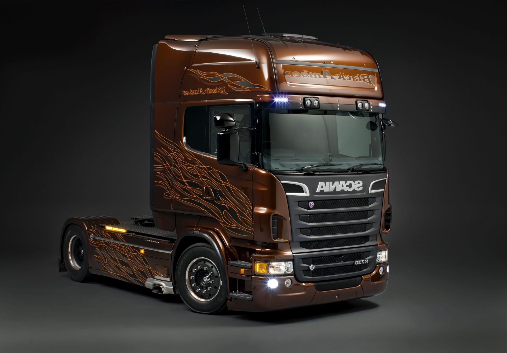 Cars Scania Trucks Phone Wallpapers