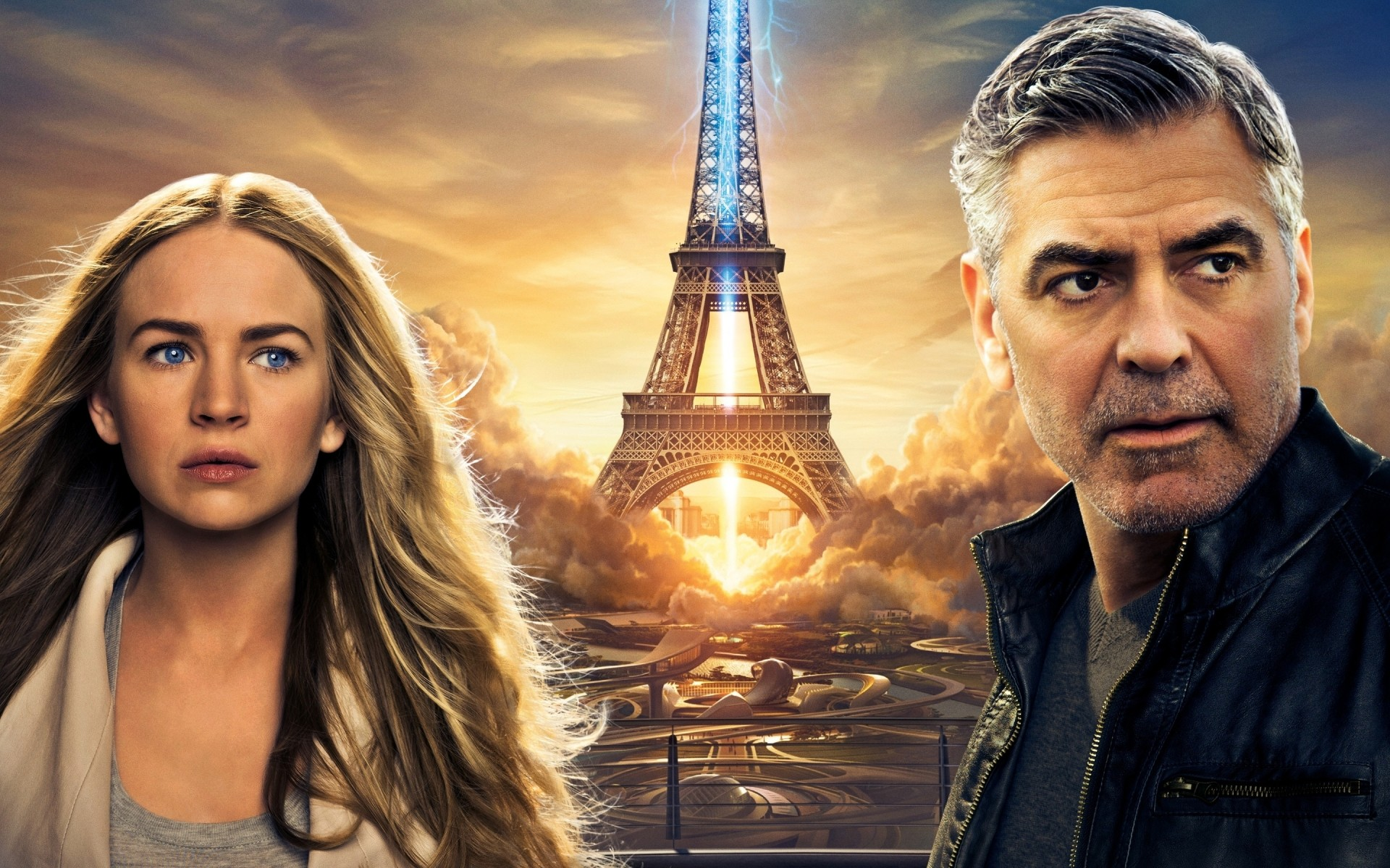 Tomorrowland Movie Android Wallpapers