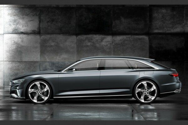 Audi Prologue Side View