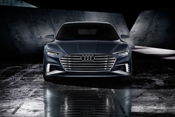 Audi Prologue Avant Front View