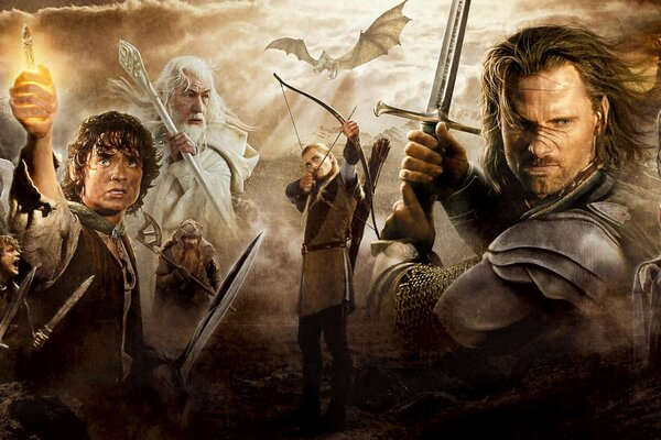 movie Movie the lord of the rings Lord of the rings Frodo,
