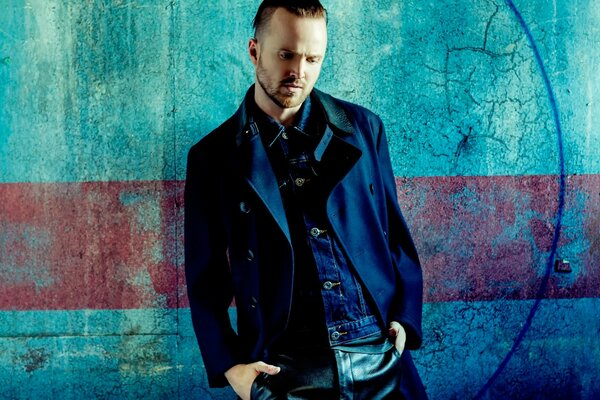 Aaron Paul Photo Shoot