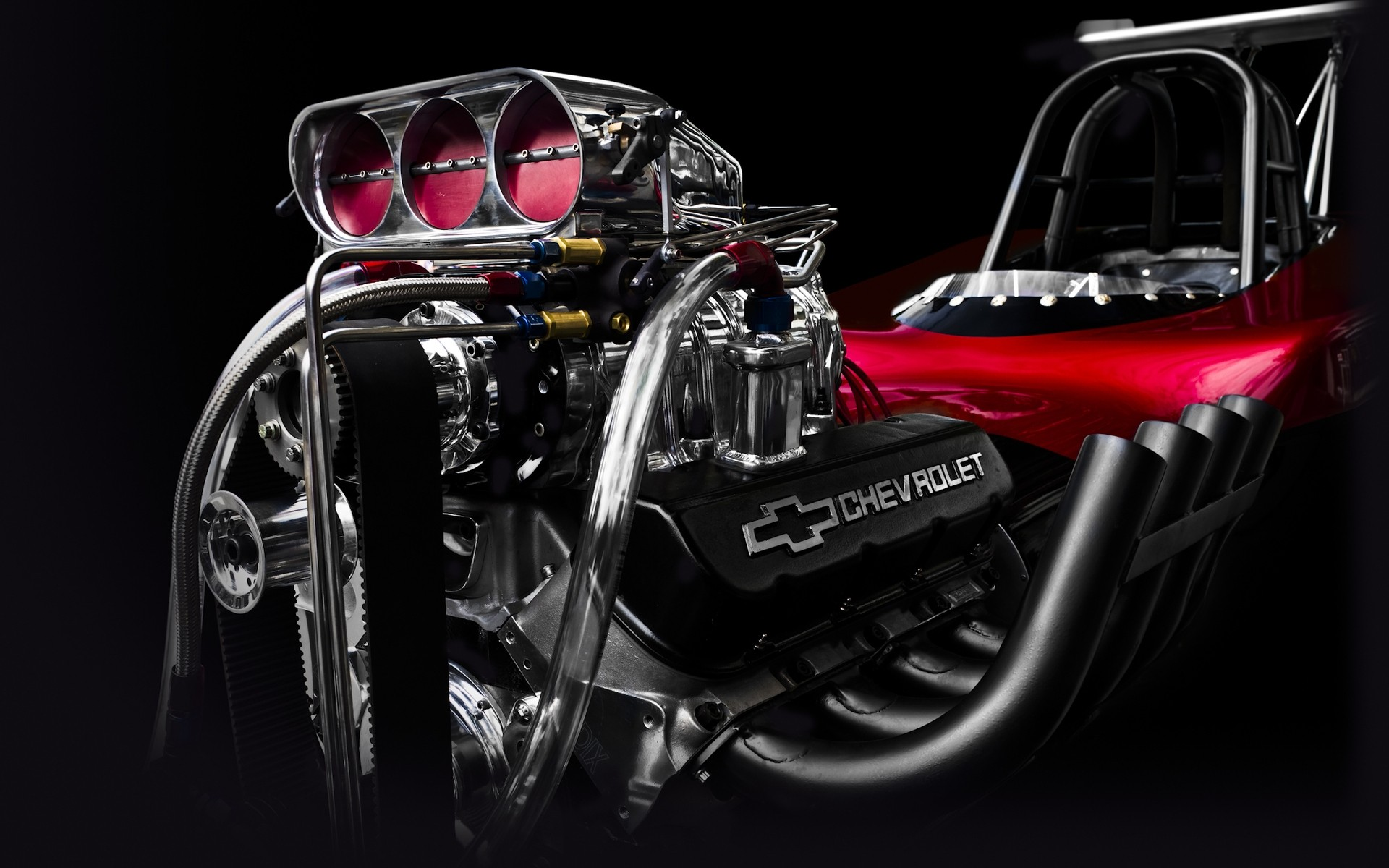 Chevrolet Engine - Phone wallpapers