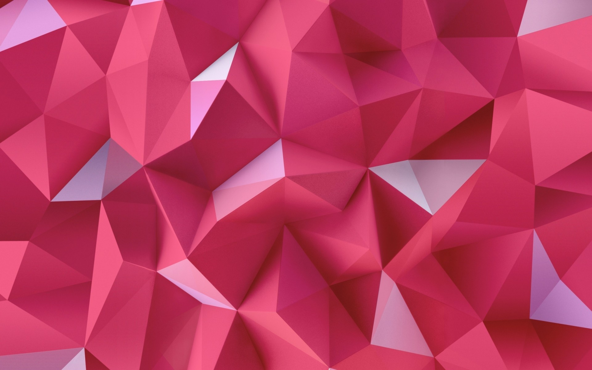 pink triangles android wallpapers for free