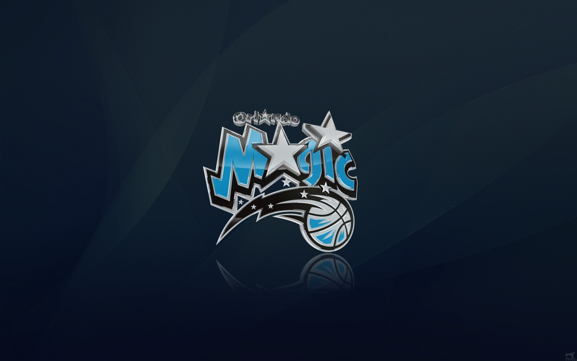 Orlando Magic Logo Phone Wallpapers