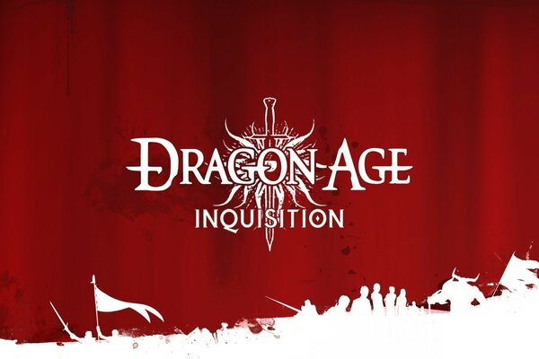 Dragon Age Inquisition Game Poster