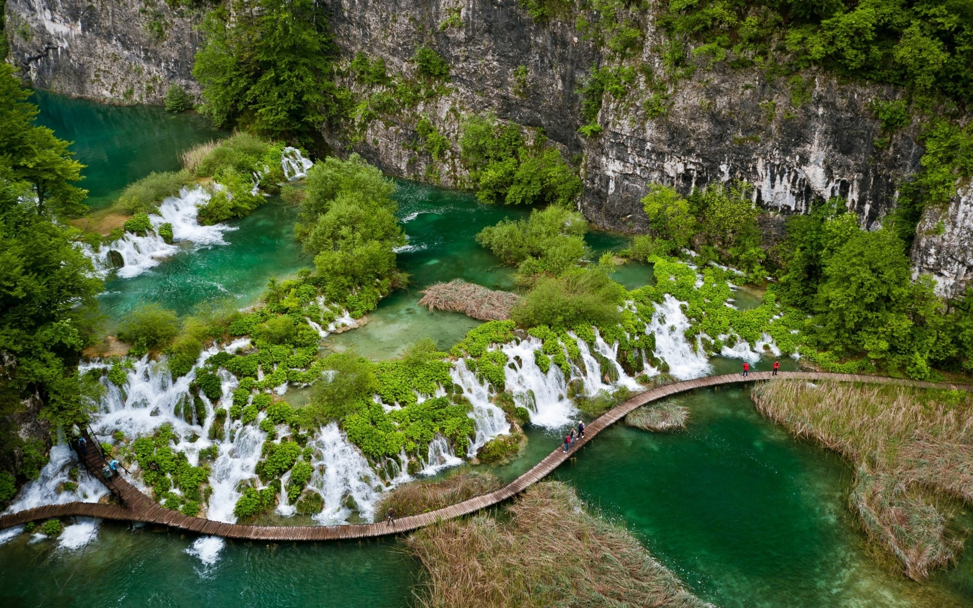 landscapes water travel nature landscape tree rock wood river mountain outdoors summer scenic lake waterfall stream sight tourism vacation tropical rockery bridge