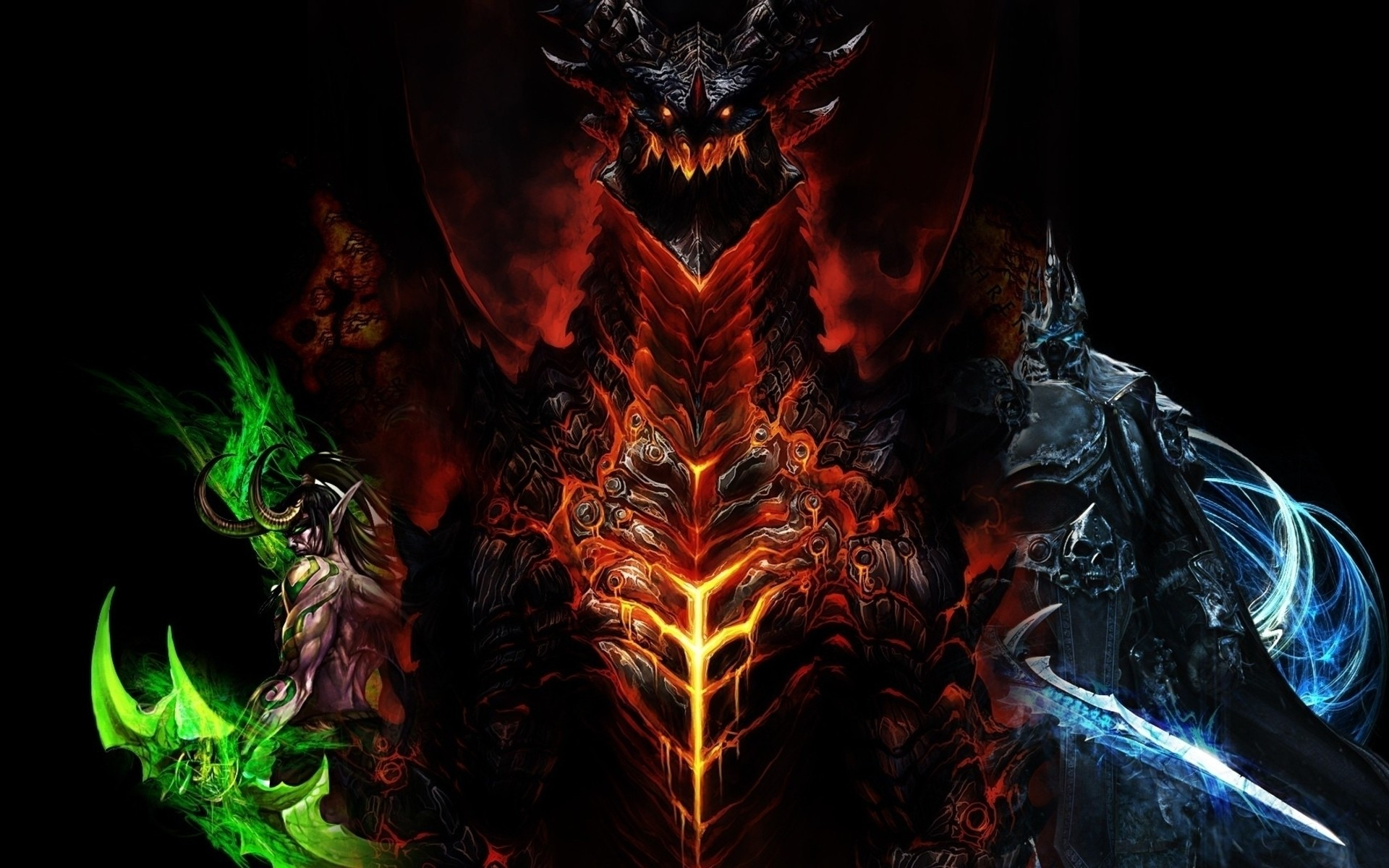 World Of Warcraft Deathwing Android Wallpapers For Free
