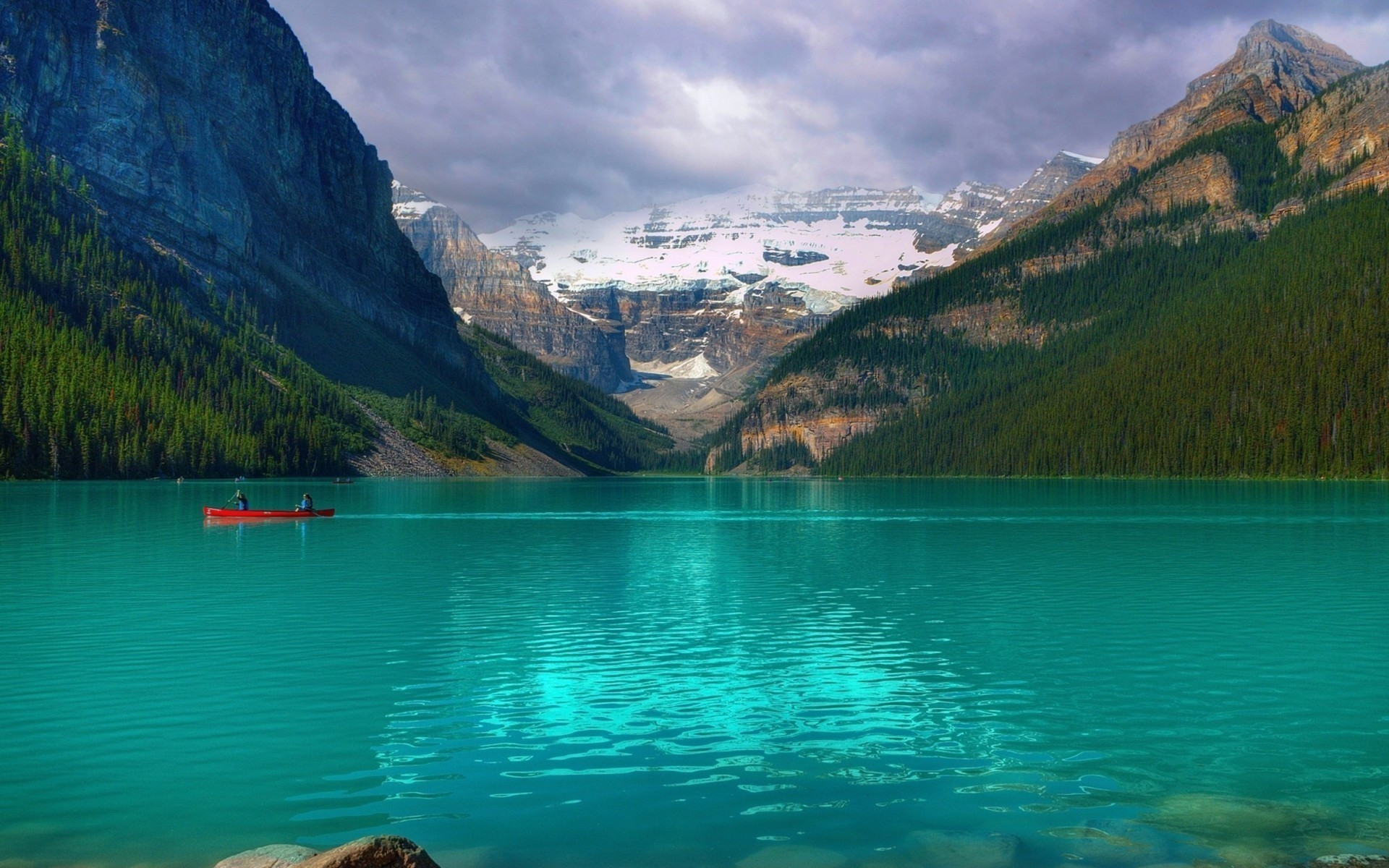 Emerald Lake Louise Canada IPhone Wallpapers For Free