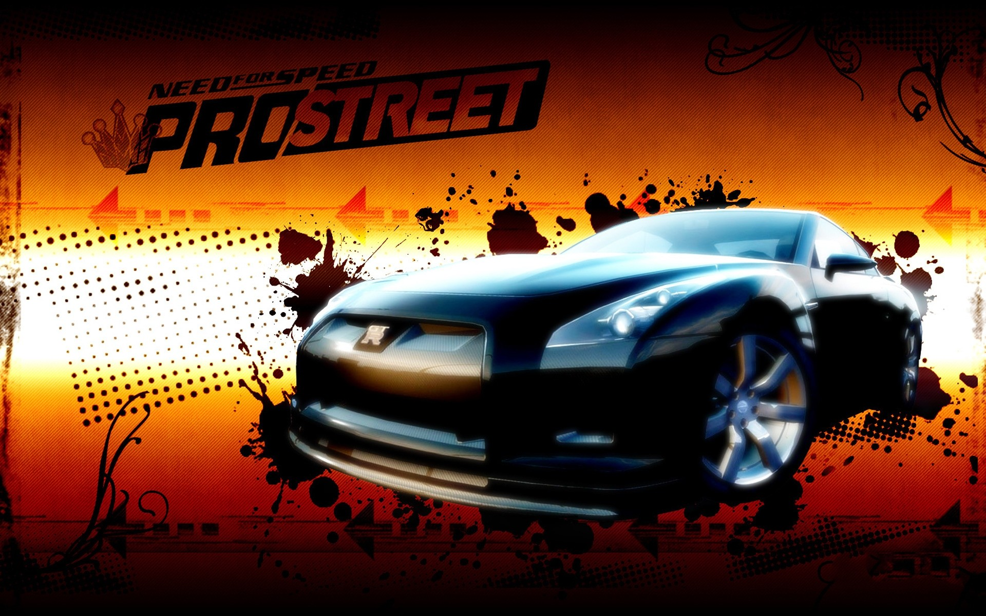 nfs pro street. android wallpapers for free.