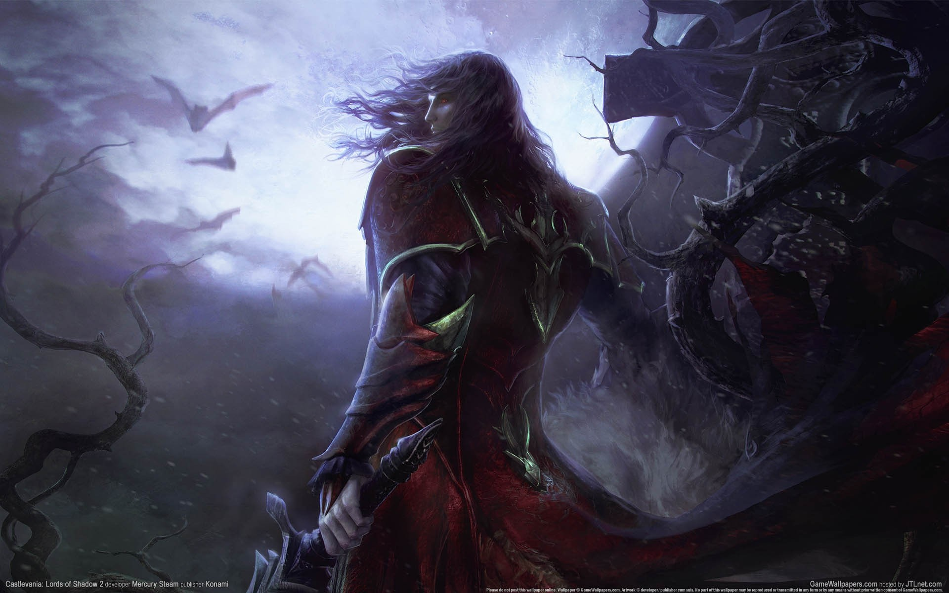 Castlevania Lords Of Shadow 2 IPhone Wallpapers For Free
