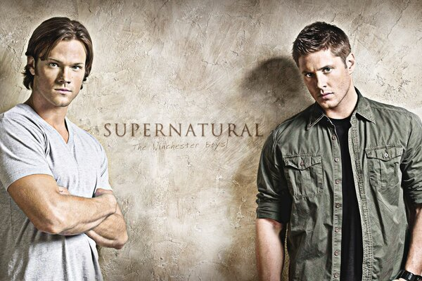 Supernatural sam dean supernatural