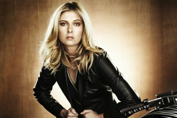 Beautiful Maria Sharapova