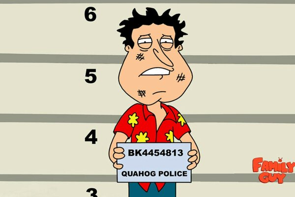Family Guy Quagmire