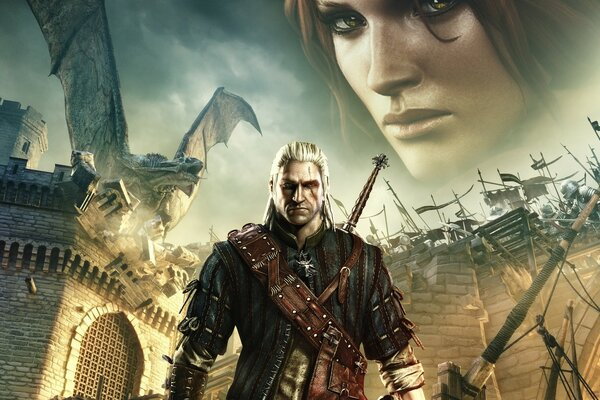 The Witcher 2 Assassins of Kings Cool