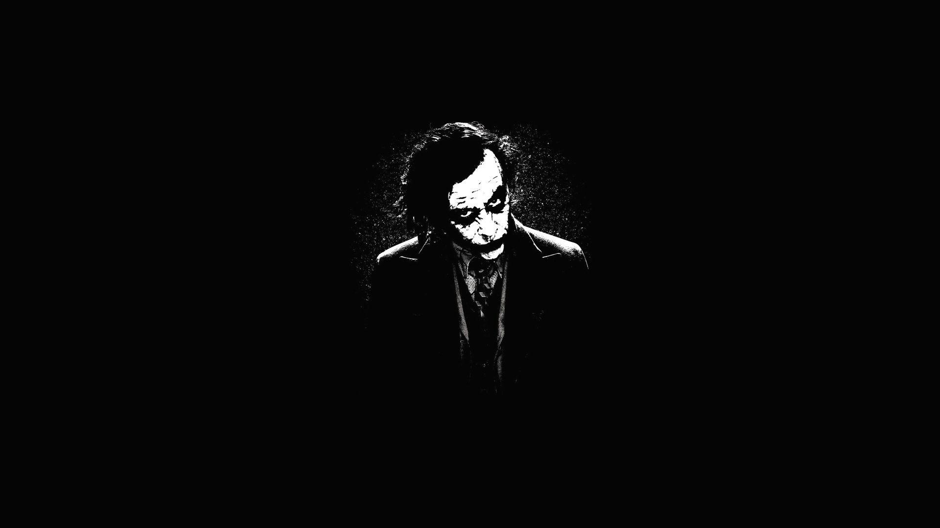 Face Batman Batman Dark Knight Joker Smile Dark RITS Desktop