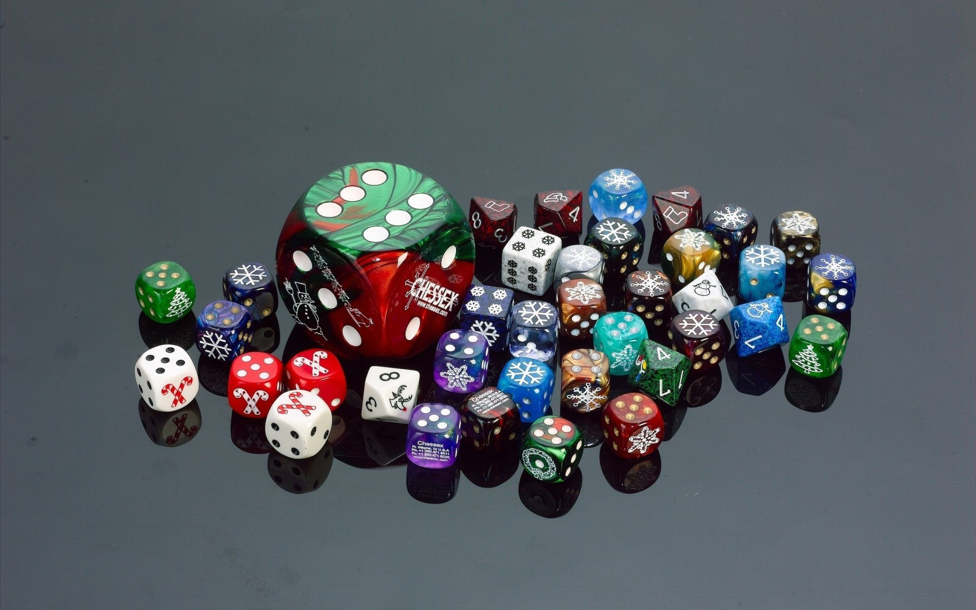 geometric shapes risk casino chance gambling dice luck