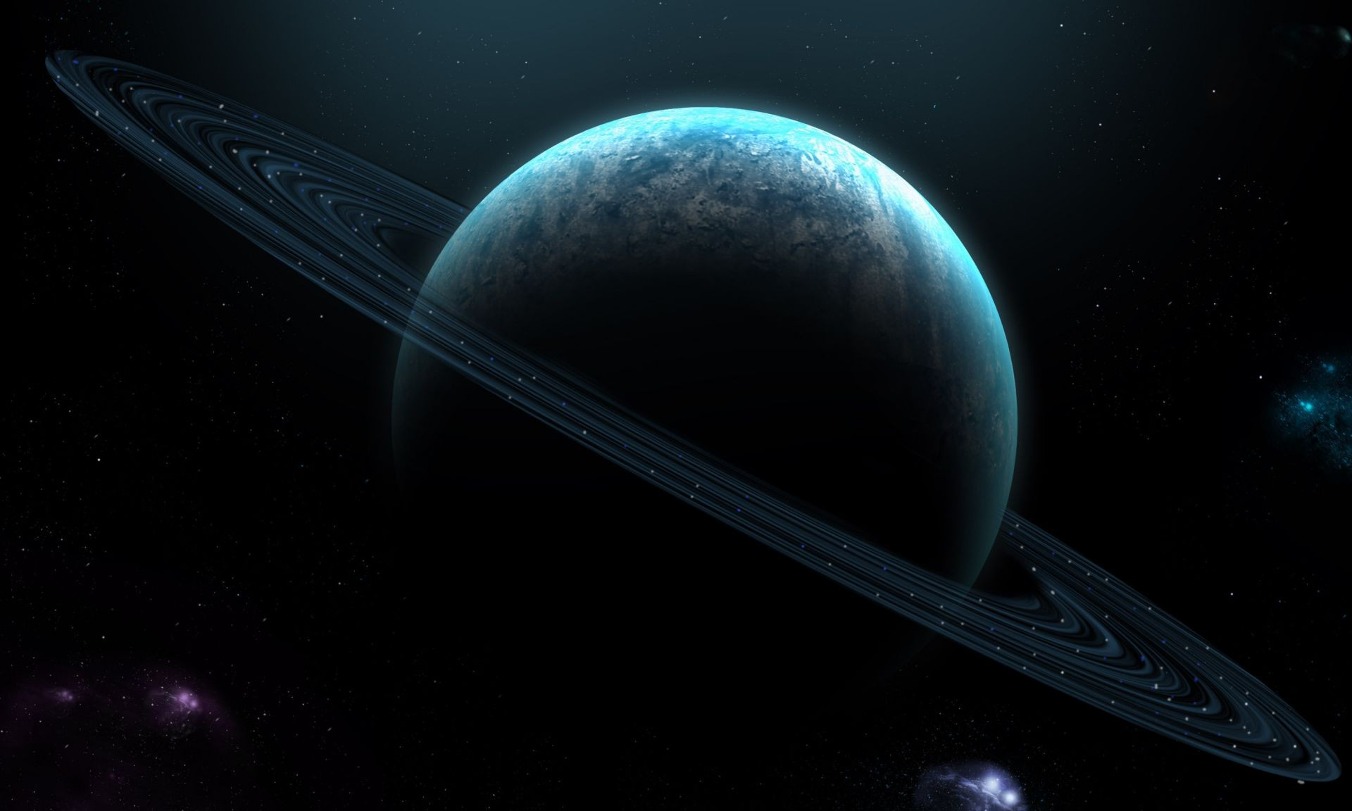 star ring space planetary planet