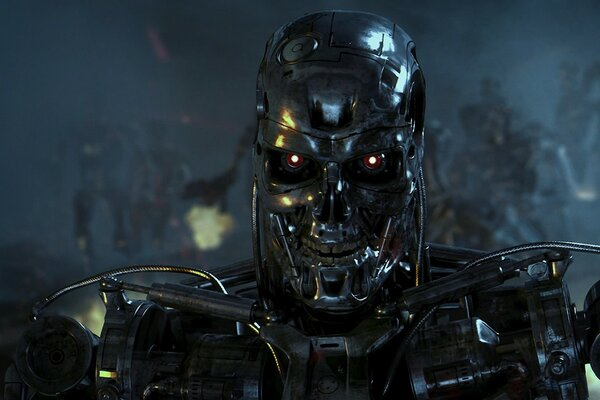 Terminator Rise of the Machines