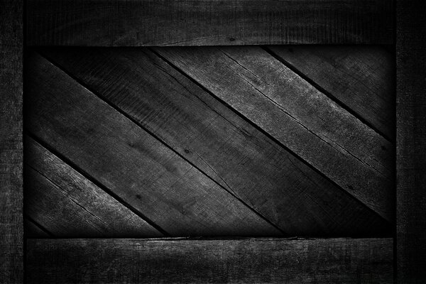 Black Background Wood Darker