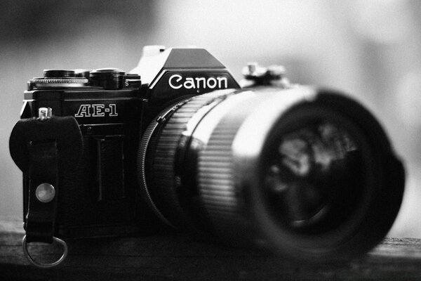 AE-1 Canon Camera