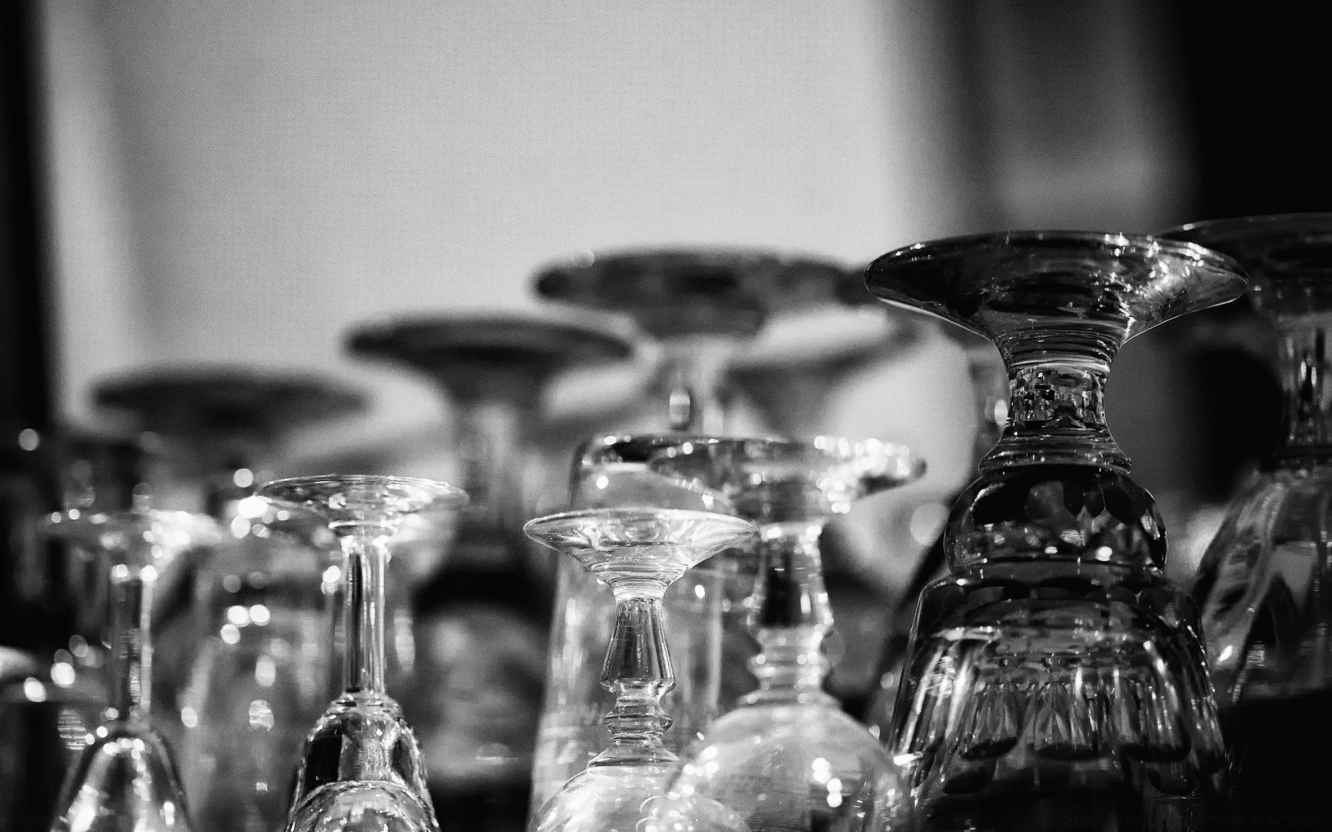 black and white glass monochrome bottle still life reflection glassware drink group