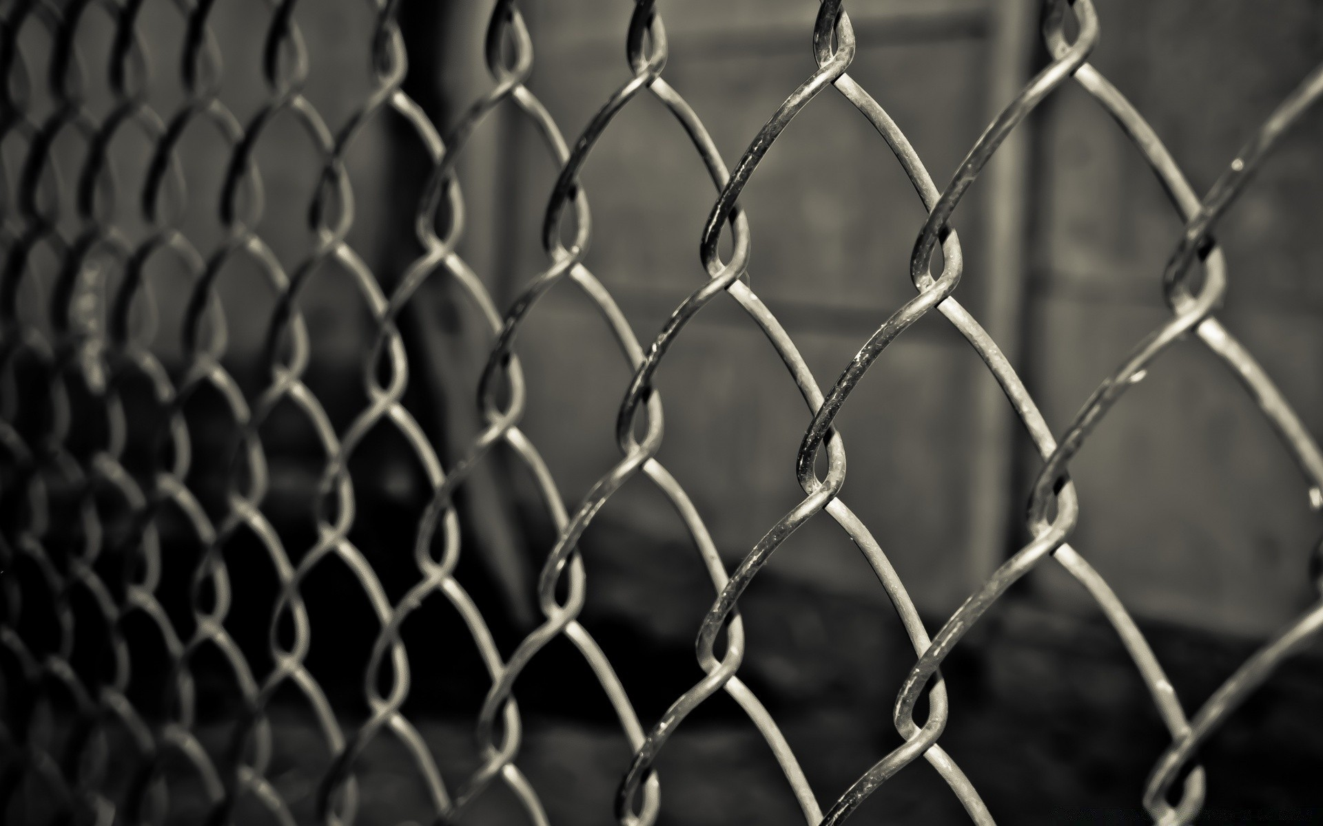 Chain Link Fence Wallpaper: Phone Wallpapers