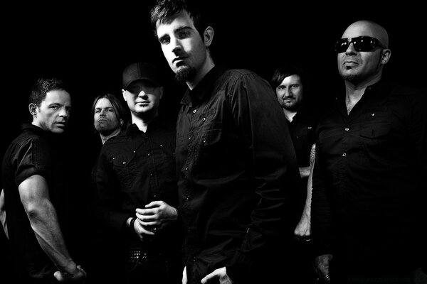 Rock Group Pendulum